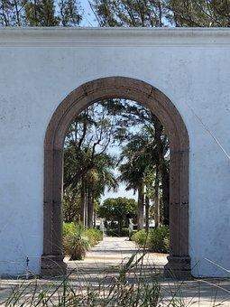 Architecture, Entrance, House, Stone, Building, Coastal