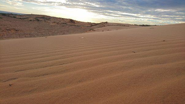 Sand, Desert, Dune, Arid, Wasteland