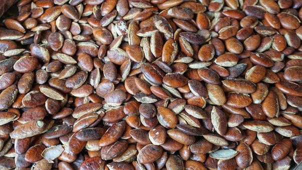 Jabok, Almonds, Nuts, Seed, Food, Batch, Nutrition