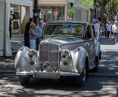 Auto, Bentley, Oldtimer, Vehicle, Transport System