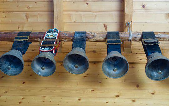 Cowbells, Clangers, Bells, Ringing, Clanging, Equipment
