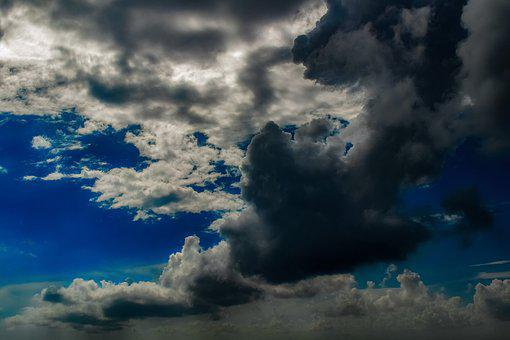Sky, Clouds, Dramatic, Storm, Weather, Nature