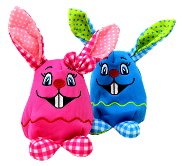 Isolated, Easter, Easter Bunny, Colorful, Color, Hare