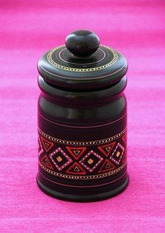 Pot, Container, Crafts, Decoration