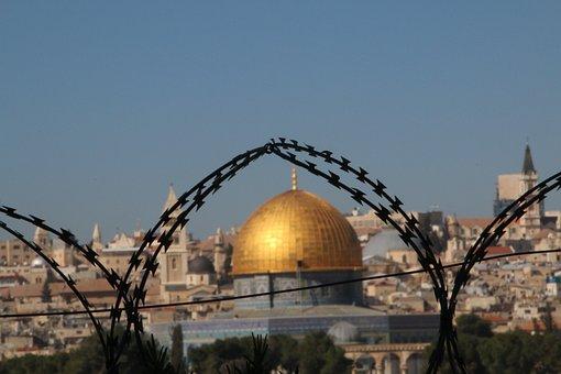 Jerusalem, Israel, Travel, Holy City, Dome Of The Rock