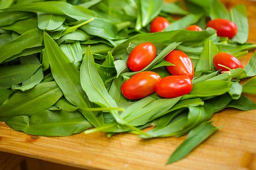 Bear's Garlic, Allium Ursinum, Food, Vegetables, Leaf