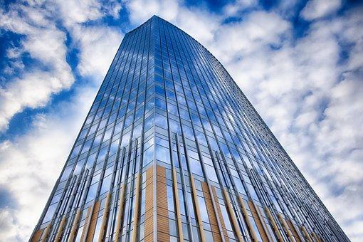 Architecture, Skyscraper, Sky, Modern, City