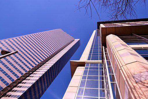 Modern, Sky, Contemporary, Technology, Architecture