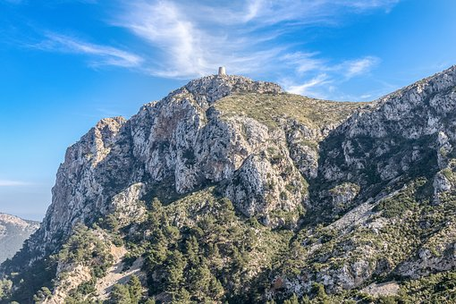Mallorca, Serra De Tramuntana, Mountains, Nature