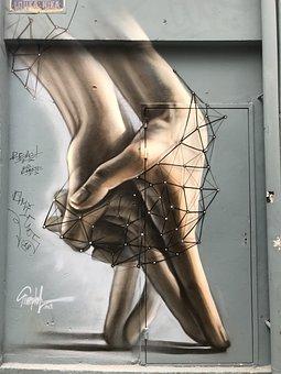 Graffiti, Art, Wall, Mural, Creativity, Artistically
