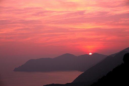Sunset, Dawn, Dusk, Nature, Sky