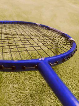 Racket, Tennis, Leisure, Recreation, Sport