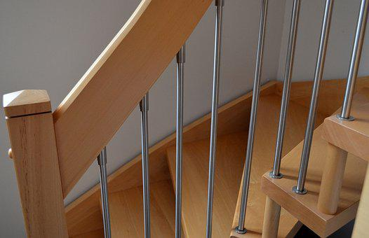 Stairs, Craft, Interior Construction, Joinery, Level