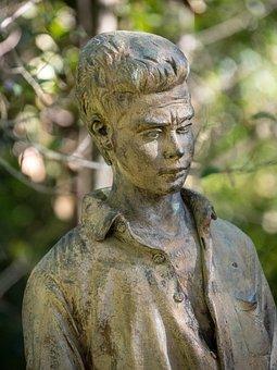 Sculpture, Statue, Art, Religion, Monument, Child