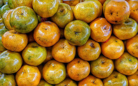 Thai Honey Queen Orange, Tangerines, Oranges, Fruit