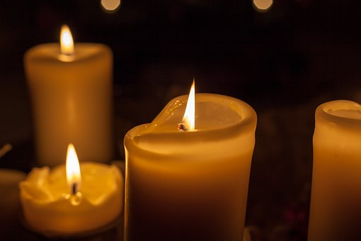 Candle, Candlelight, Wax, Brand