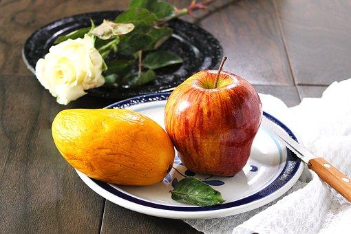 Food, Healthy, Vegetable, Fruit, Diet, Wood, Freshness