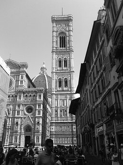 Architecture, Tower, City, Trip, Outdoors, Cathedral