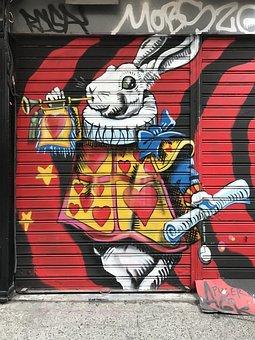 Graffiti, Street Art, Athens, Urban Art, Spray, Art