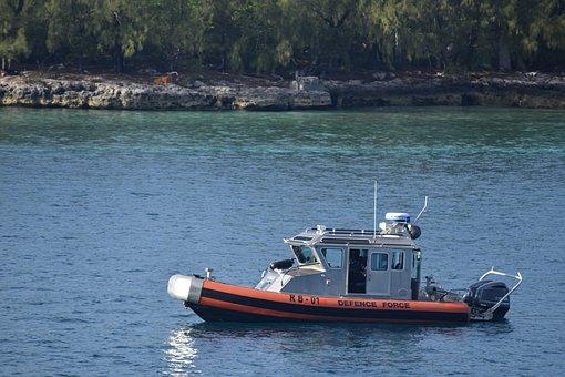 Water, Boat, Sea, Travel, Ship, Tug Boat, Bahamas