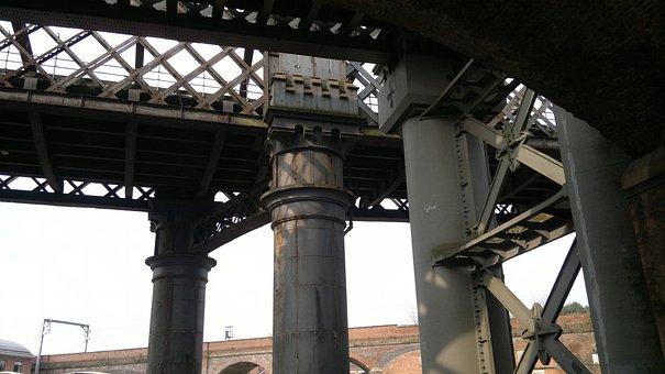 Steel, Industry, Transportation System, Bridge, Iron