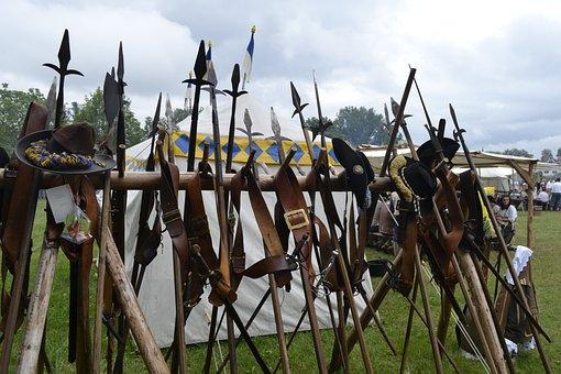 War, Weapon, Fight, Sweden Bearing, Children Mine