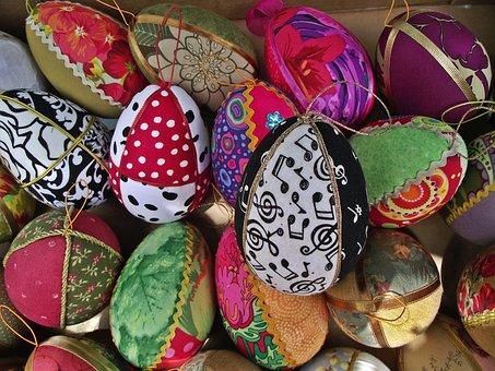 Easter, Color, Crafts, Craft, Decoration