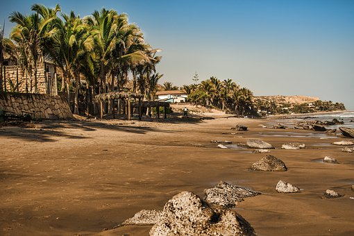 Sand, Beach, Costa, Nature, Body Of Water, Travel, Sea