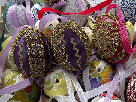 Easter, Fused, Eggs, Easter Holidays, Handicraft