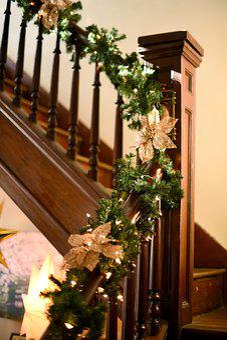 House, Christmas Decoration, Holiday