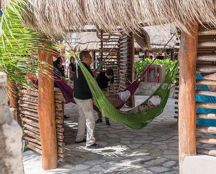 Spa, Mental Health, Hammock, Massage, Mexico