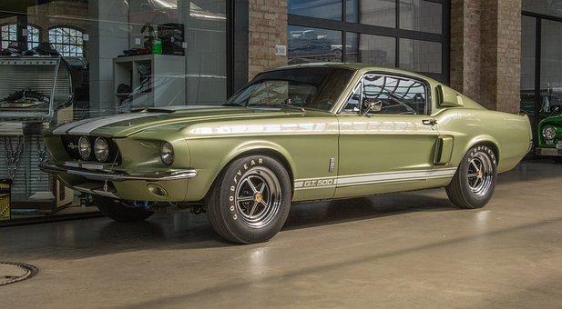 Auto, Cobra, Shelby, Oldtimer, Classic, Vehicle