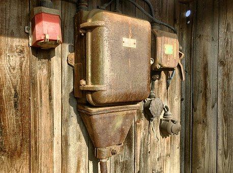 Old, Wood, Door, Wooden, Rusty, Antique, House, Vintage