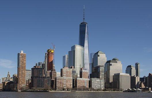 Skyscraper, Architecture, City, Skyline, Cityscape, Nyc