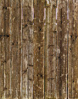 Wood, Boards, Branches, Spruce, Spruce Wood, Weathered