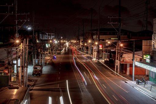 Road, Street, Traffic, Transportation System, City
