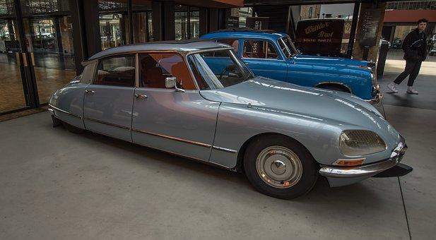 Auto, Citroen, Pallas, Oldtimer, Classic, Vehicle