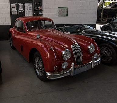 Auto, Jaguar, Oldtimer, Classic, Coupe, Vehicle