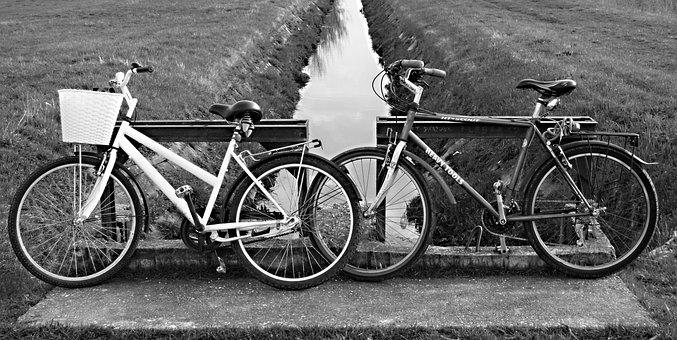 Wheel, Motorcycle, Transport, Vehicle, Monochrome