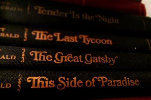 Literature, Classics, Books, Library, F