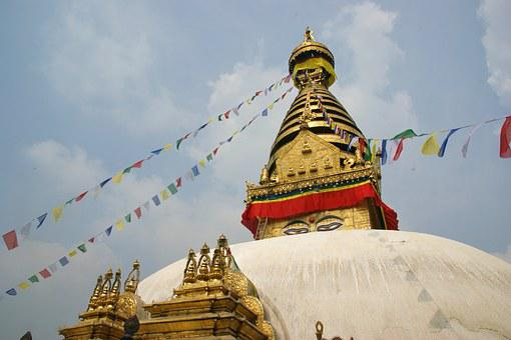Stupa, Kathmandu, Buddhist, Temple, Monastery