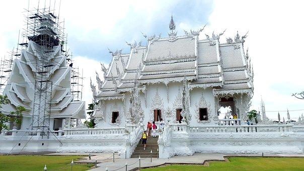 Measure, Chiang Rai, Wat Rong Khun, Chiang Mai Thailand