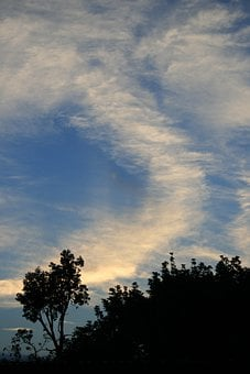 Clouds, Swirl, Smoky, Whispy, Thin, White, Pearly