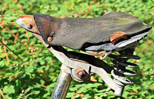 Bicycle Saddle, Bike, Saddle, Wheel, Cycling