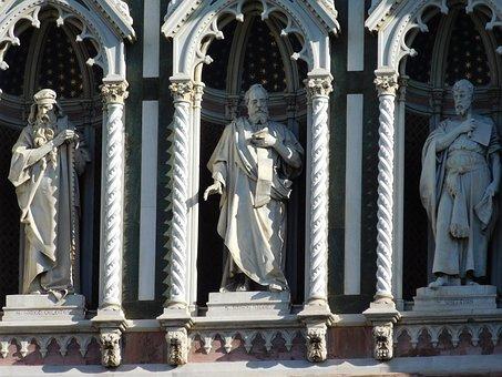 Duomo, Florence, Monuments, Architecture, Decoration
