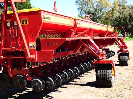 Farm Equipment, Seeder, Rural Tool, Discs