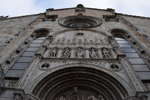 Cremona, Duomo, Architecture, Cathedral, Church