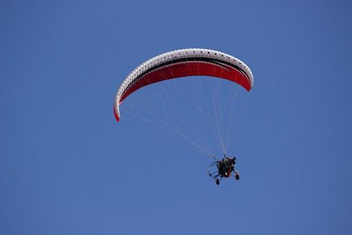 Paragliding, Paraglider, Flying, Trike, Air Sports