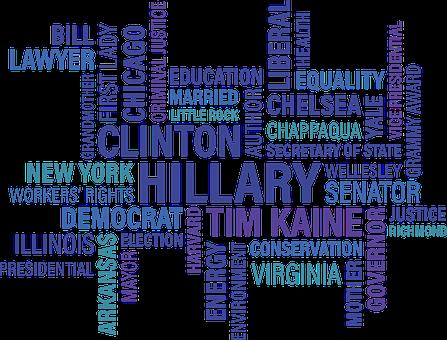 Clinton, Hillary, Hillary Clinton, Kaine, Tim, Rodham
