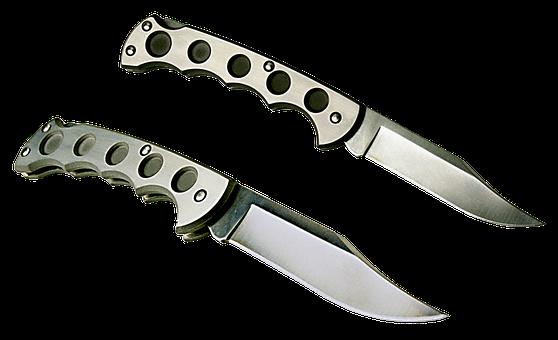 Knife, Battle, Steel Arms, Blade, Handle, Steel, Sharp